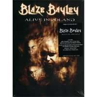 Blaze Bayley: Alive in Poland DVD Cover Art