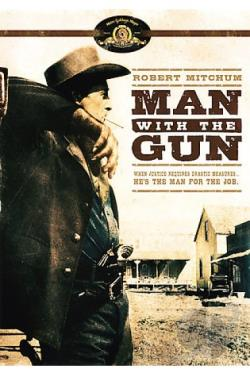 Man With The Gun DVD Cover Art