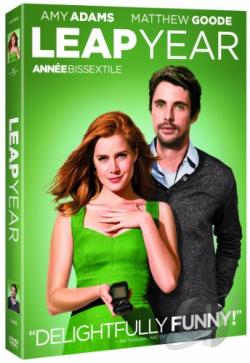 Leap Year DVD Cover Art