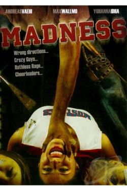Madness DVD Cover Art