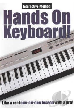 Hands On Keyboard! DVD Cover Art