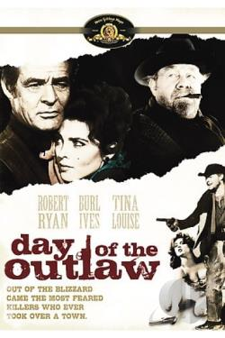 Day of the Outlaw DVD Cover Art