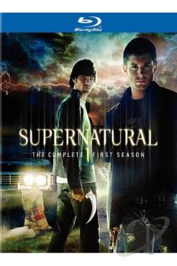 Supernatural: The Complete First Season BRAY BRAY Cover Art