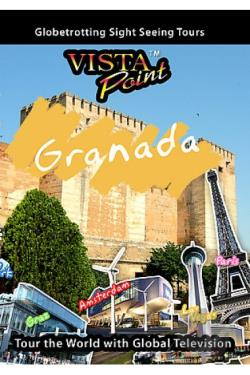 Vista Point Granada Spain DVD Cover Art