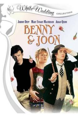 Benny & Joon DVD Cover Art