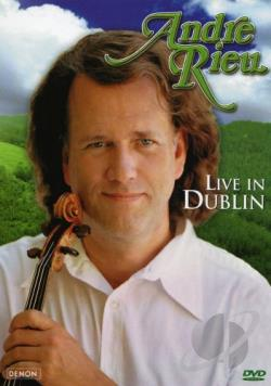 Andre Rieu - Live From Dublin DVD Cover Art