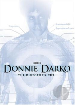 Donnie Darko: The Director's Cut DVD Cover Art