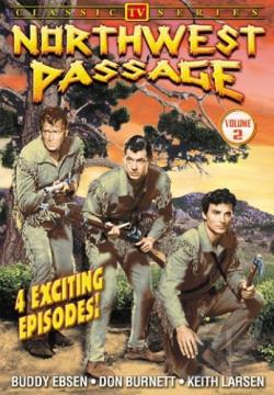Northwest Passage - Volume 2 DVD Cover Art