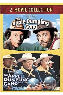 Apple Dumpling Gang/The Apple Dumpling Gang Rides Again DVD Cover Art