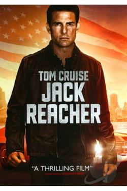 Jack Reacher DVD Cover Art