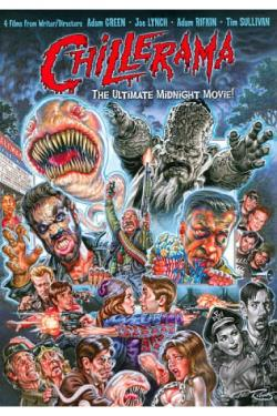 Chillerama DVD Cover Art