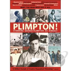 Plimpton! DVD Cover Art