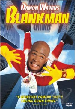 Blankman DVD Cover Art