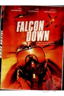 Falcon Down DVD Cover Art
