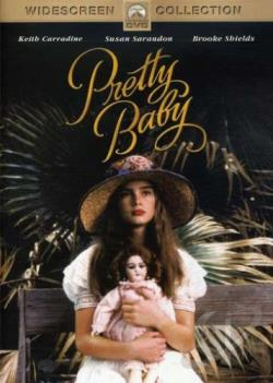 Pretty Baby DVD Cover Art