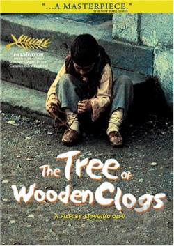 Tree Of Wooden Clogs DVD Cover Art