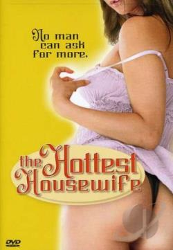 Hottest Housewife DVD Cover Art