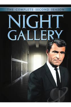 Night Gallery - The Complete Second Season DVD Cover Art