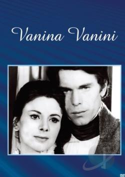 Vanina Vanini DVD Cover Art