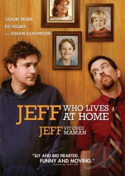 Jeff Who Lives at Home DVD Cover Art