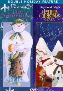 Father Christmas/The Snowman DVD Cover Art