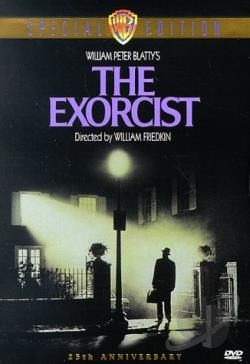 Exorcist DVD Cover Art