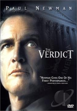 Verdict DVD Cover Art
