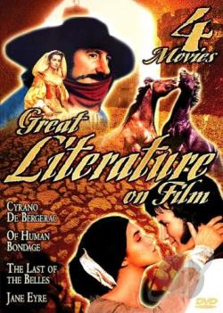 Great Literature on Film - Four Movies on Two DVDs DVD Cover Art