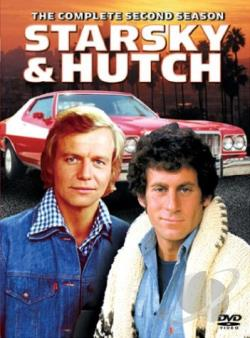 Starsky and Hutch - The Complete Second Season DVD Cover Art