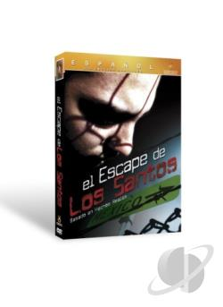 Escape de los Santos DVD Cover Art