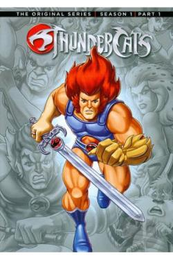 Thundercats Dvds on Thundercats  Season 1  Part 1 Dvd Cover Art