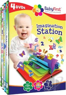 BabyFirst: Imagination Station DVD Cover Art