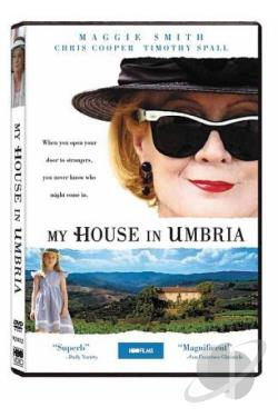 My House in Umbria DVD Cover Art
