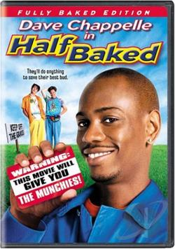 Half Baked DVD Cover Art