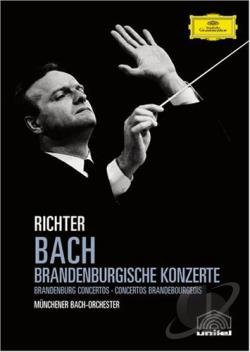 Karl Richter/Munich Bach Orch. - Brandenburg Concertos 1-6 DVD Cover Art