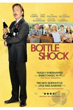 Bottle Shock DVD Cover Art