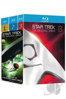Star Trek: The Original Series - Seasons 1-3 BRAY Cover Art