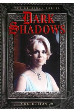Dark Shadows - Collection 20 DVD Cover Art