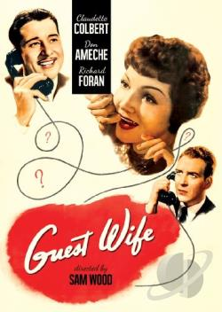 Guest Wife DVD Cover Art