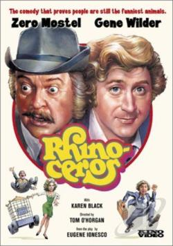 Rhinoceros DVD Cover Art