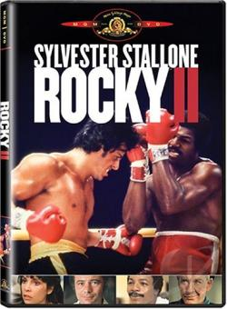 Rocky II DVD Cover Art