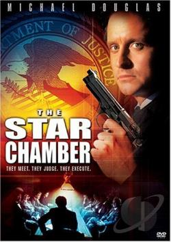 Star Chamber DVD Cover Art