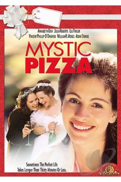 Mystic Pizza DVD Cover Art