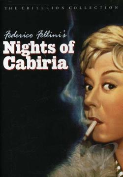 Nights Of Cabiria DVD Cover Art