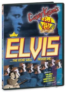 Elvis - The Echo Will Never Die DVD Cover Art