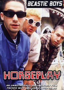 Beastie Boys - Horseplay Unauthorized DVD Cover Art