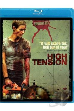 High Tension BRAY Cover Art