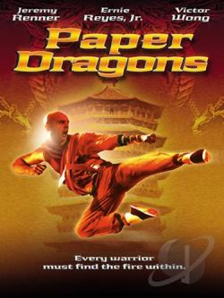 Paper Dragons DVD Cover Art