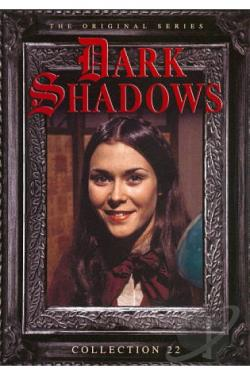 Dark Shadows - Collection 22 DVD Cover Art