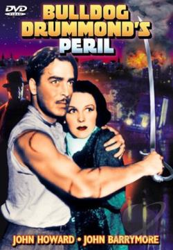 Bulldog Drummond's Peril DVD Cover Art